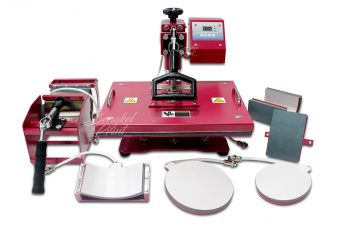 Mesin Press 6 in 1