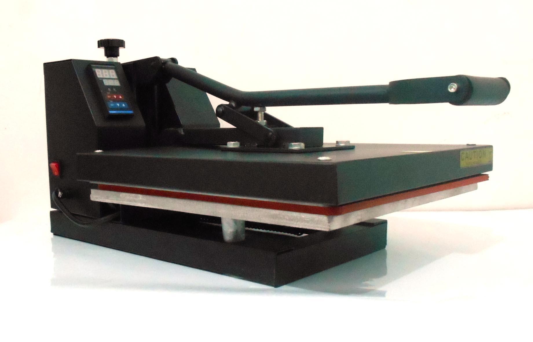 Jual Mesin Press Kaos 38x38 Combo