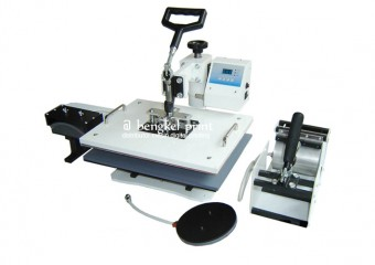 Mesin Press 4 In 1