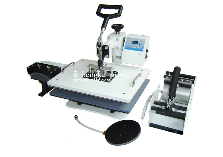 jual Mesin Press 4 In 1