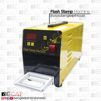 Mesin Stempel Flash Warna G168