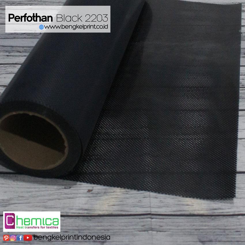 perfothan polyflex pvc hitam