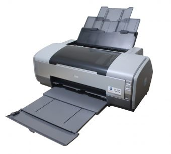 Printer Epson 1390 Stylus Photo