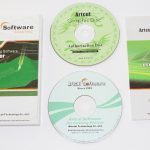 DVD Artcut Software for Cutting Plotter