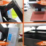 RIECAT High Pressure Heat Press