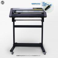 Mesin Cutting Sticker GRAPHTEC Ce6000-60 PLUS + stand bonus Holder Roland Blade