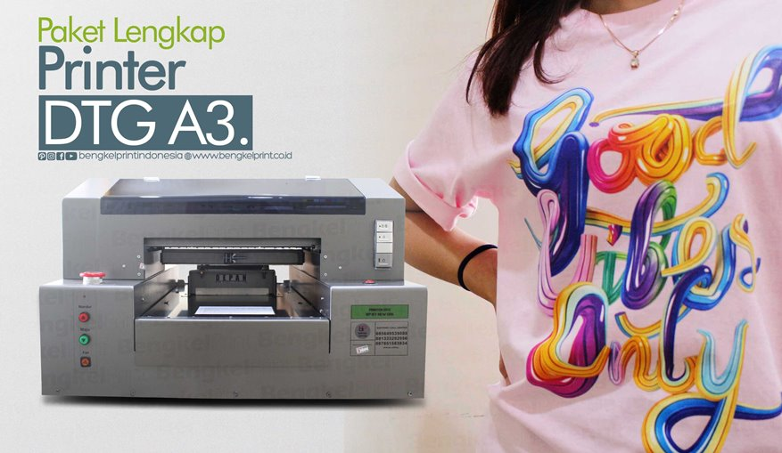 printer dtg padang