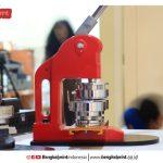 Jual Mesin Press Pin Sumatera Barat