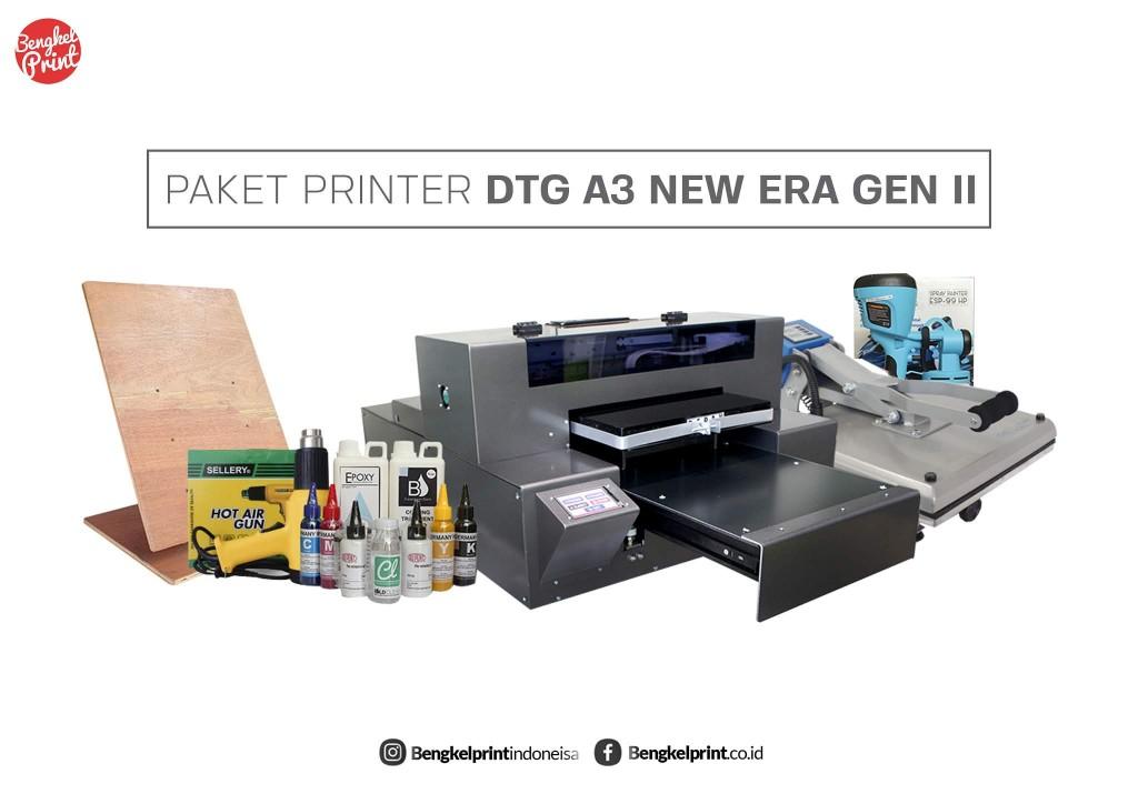 paket printer dtg a3 new era gen 2