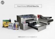 Paket Printer DTG A3 New Era
