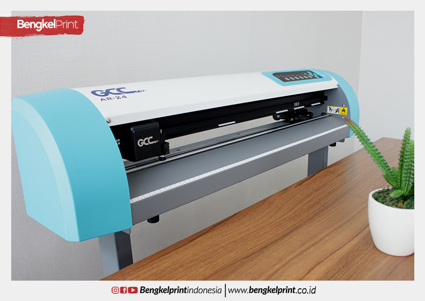 mesin cutting sticker GCC AR-24 area jawatimur