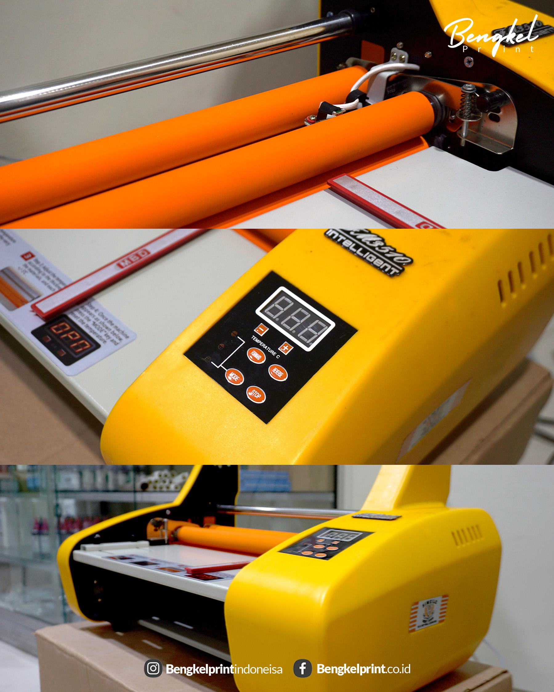 mesin laminasi roll panas FM 3510
