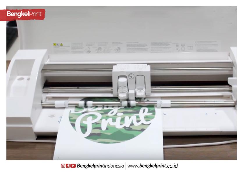 proses sablon kaos dengan metode transfer paper