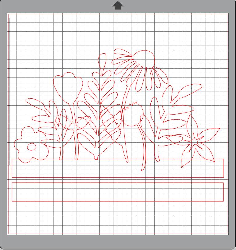 cara setting design pada silhouette studio cameo3