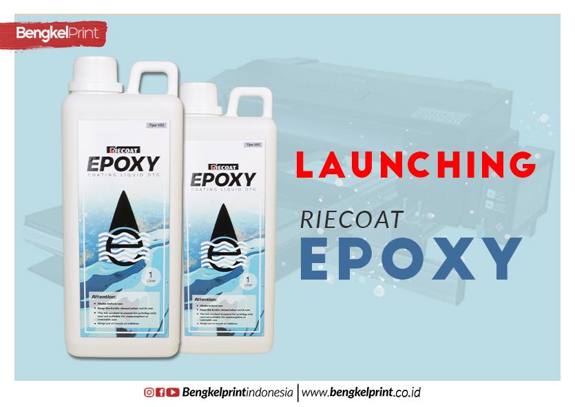 Launching cairan epoxy versi 2 surabaya 2019