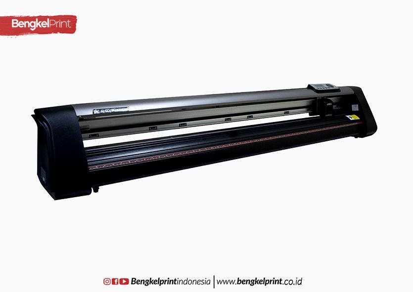 mesin cutting sticker JINKA NXL 1351 AC seri terbaru