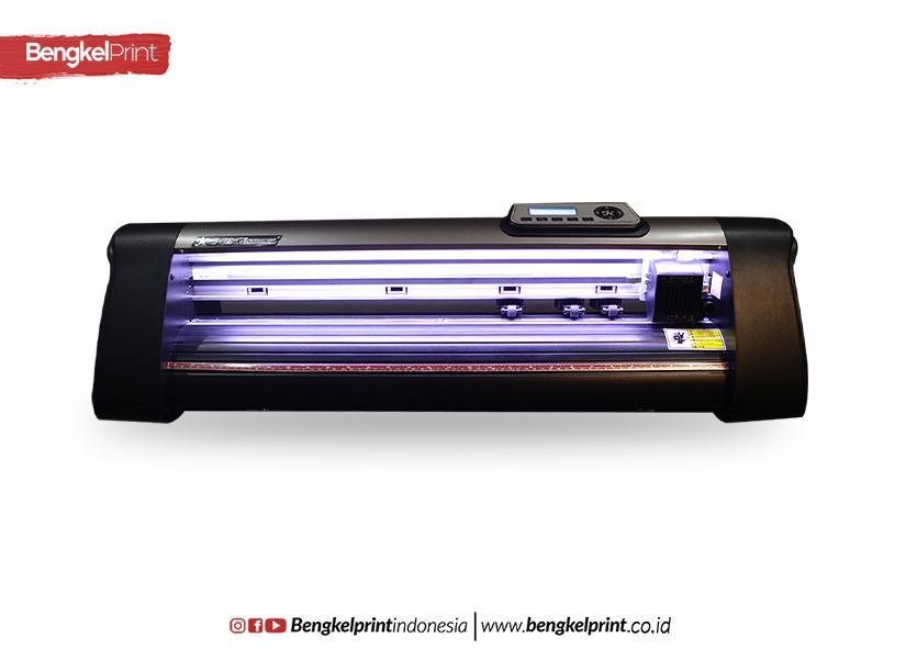 mesin cutting sticker JINKA NXL 721 AC seri terbaru