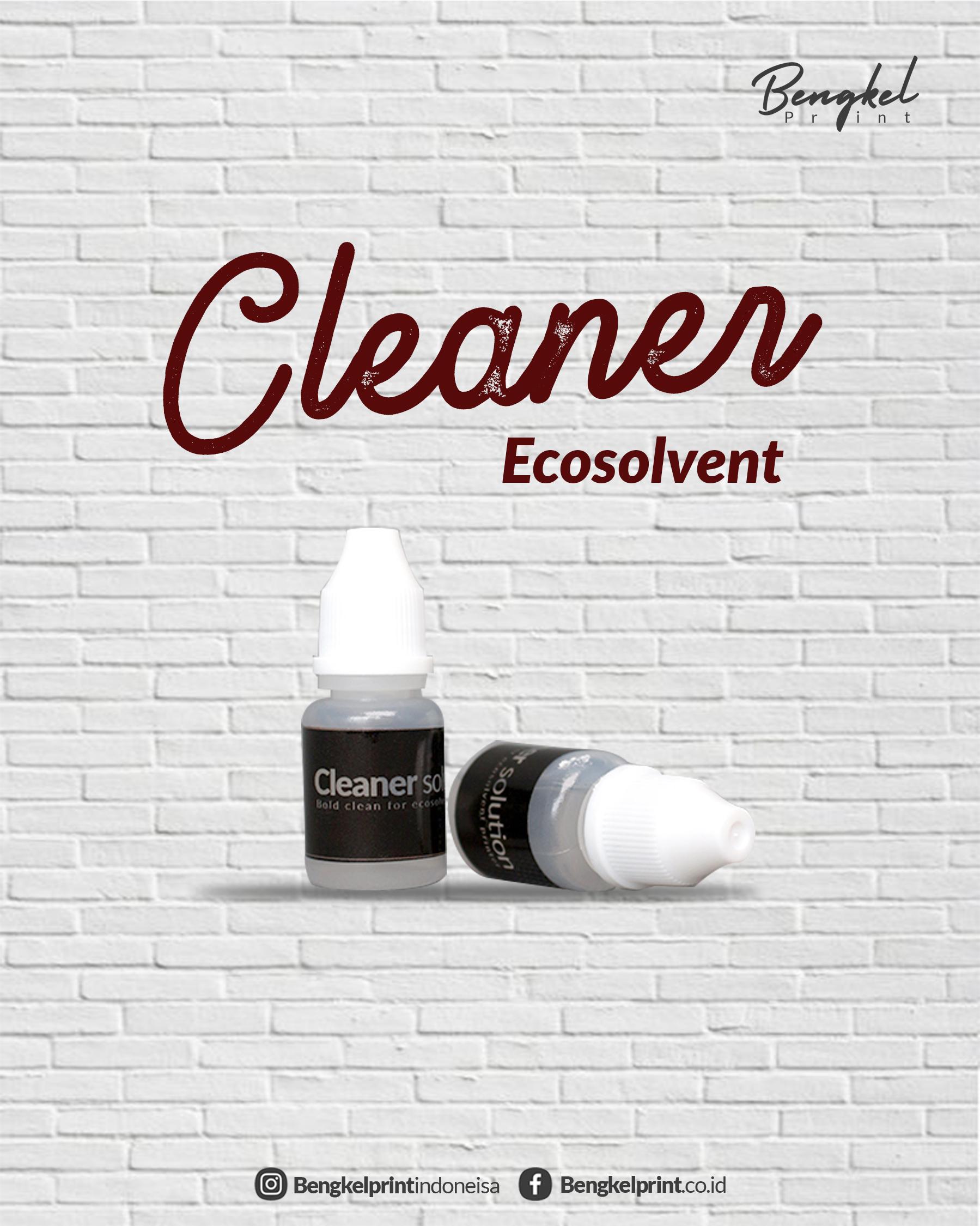 ecosolvent cleaner