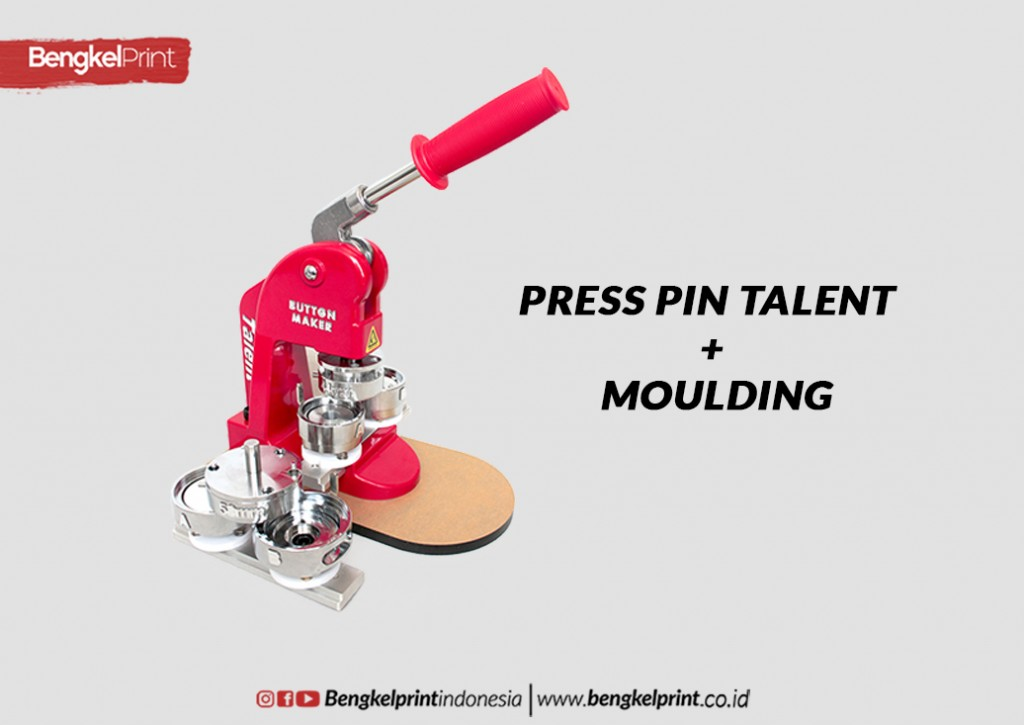 mesin press PIN TALENT murah 2020