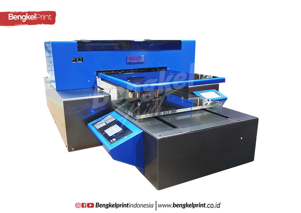 printer DTG A3 RIECAT DX7 seri terbaru tahun ini
