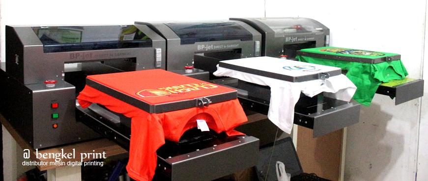Peluang Usaha Printer Kaos DTG