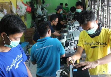 team produksi dtg
