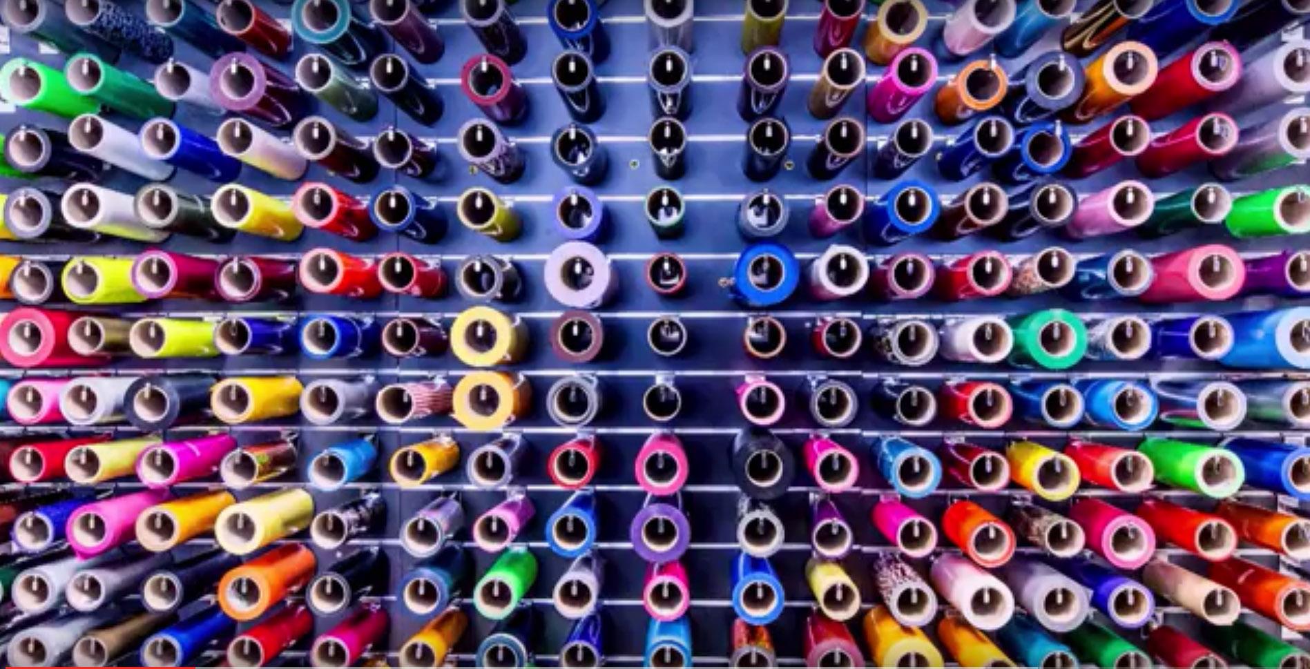 pilihan warna polyflex chemica
