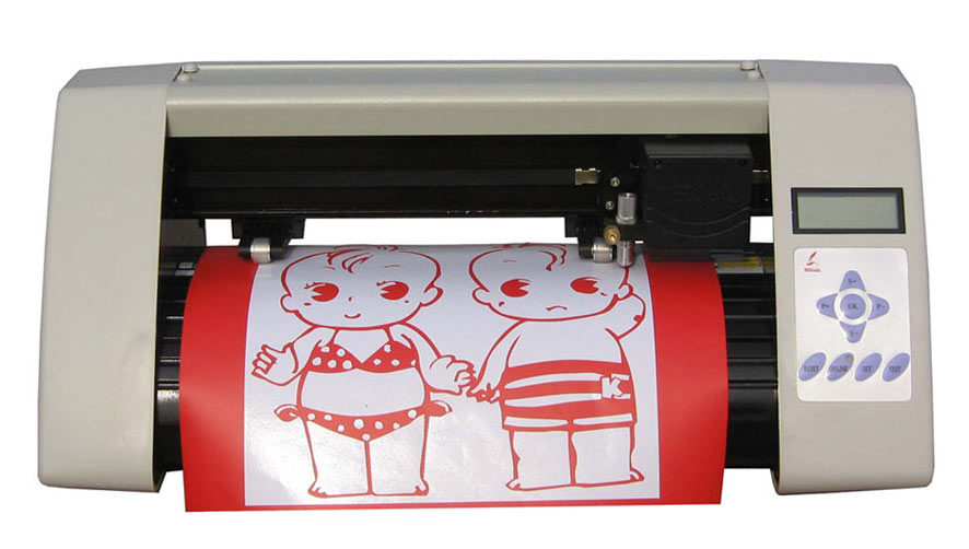 Mesin Cutting Sticker Redsail Rs500c