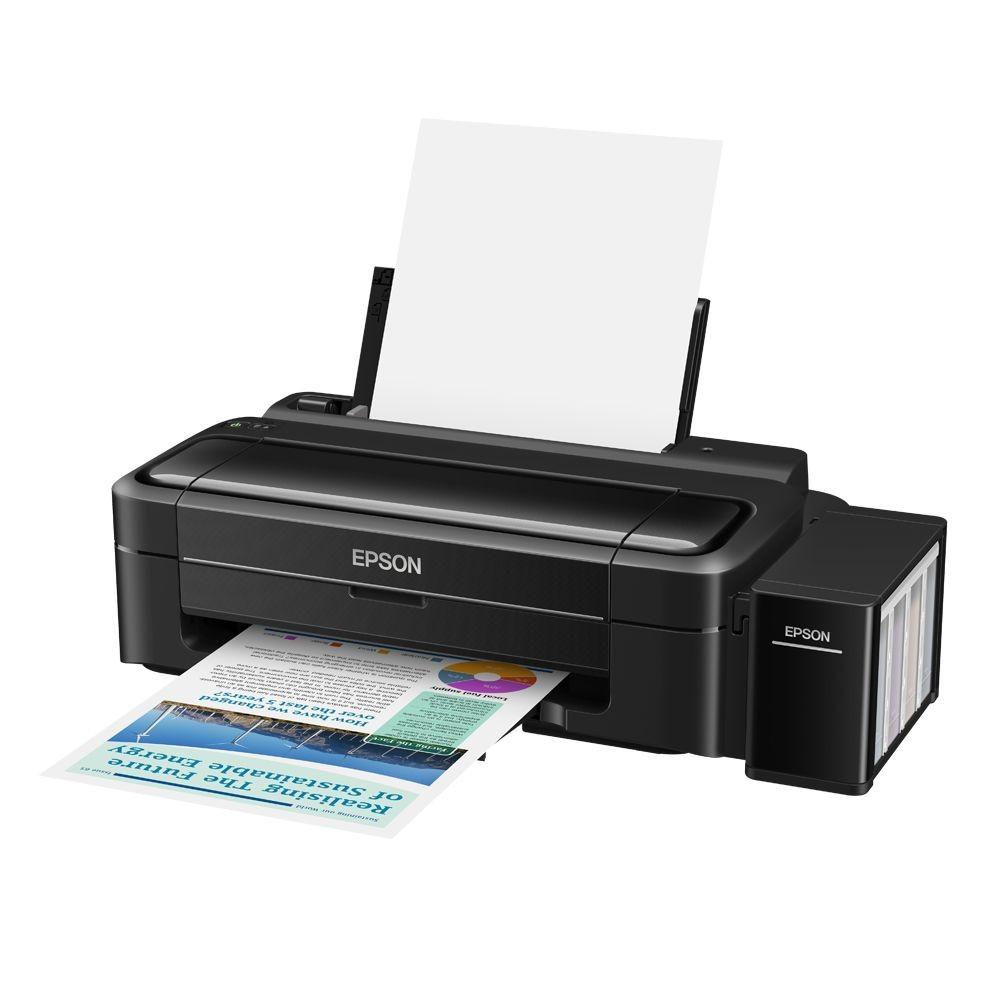 Printer Epson L310 Ink Tank System Bengkel Print Indonesia