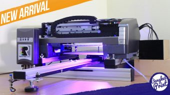 Printer UV LED Riecat Versi 2