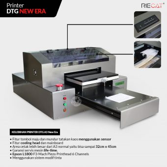 Printer DTG A3 New Era