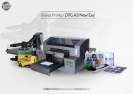Paket Printer DTG A3 New Era