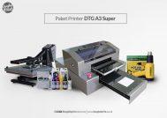 Paket Printer DTG A3 Super