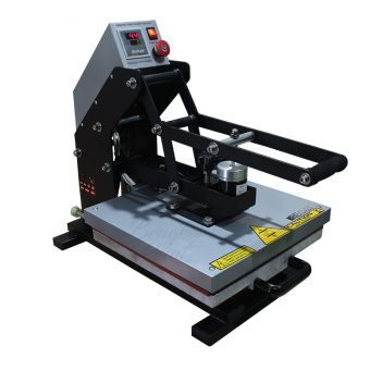 Mesin Press Kaos 38*38 Marcello Slide Auto Open