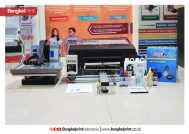 Paket Printer DTG A3 New Transformer High Precision