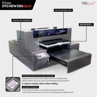 Printer DTG Riecat NE Gen 2