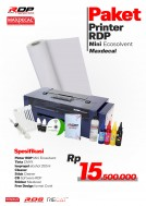 Paket Printer RDP Ecosolvent + Max Decal