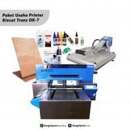 Paket Printer DTG A3 Riecat Tranz Dx-7