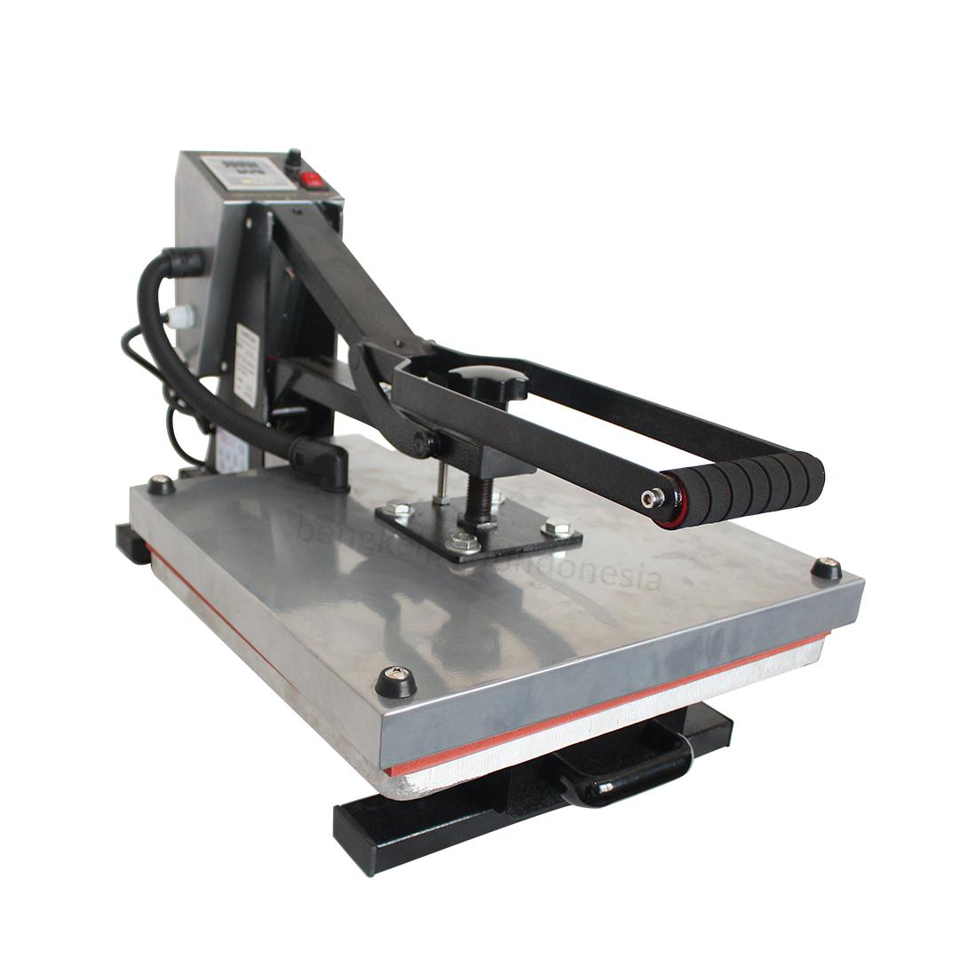 Mesin press kaos high pressure