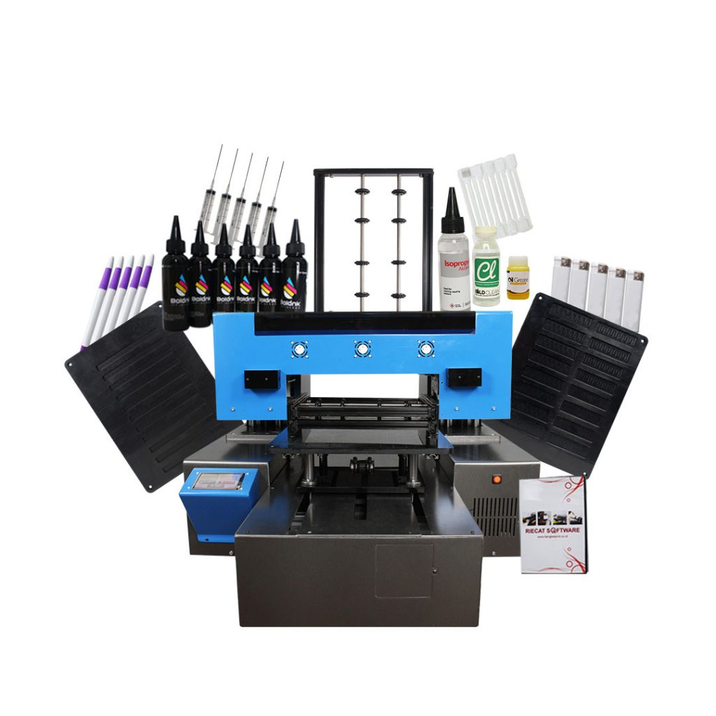 jual paket printer riecat uv generasi 3
