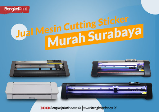 mesin cutting sticker surabaya
