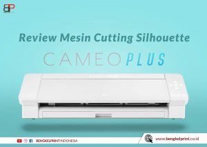 review mesin cutting silhouette cameo 4 plus