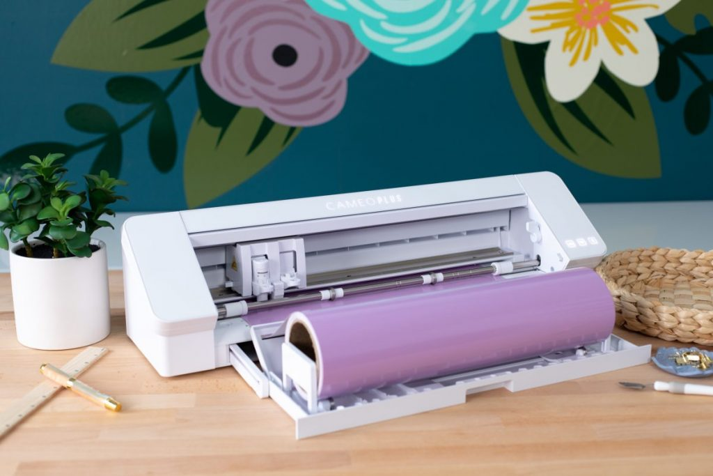 jual mesin cutting silhouette cameo 4 plus