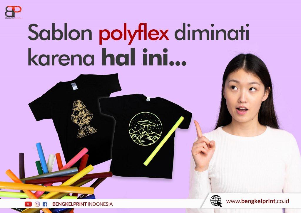 peluang usaha sablon polyflex