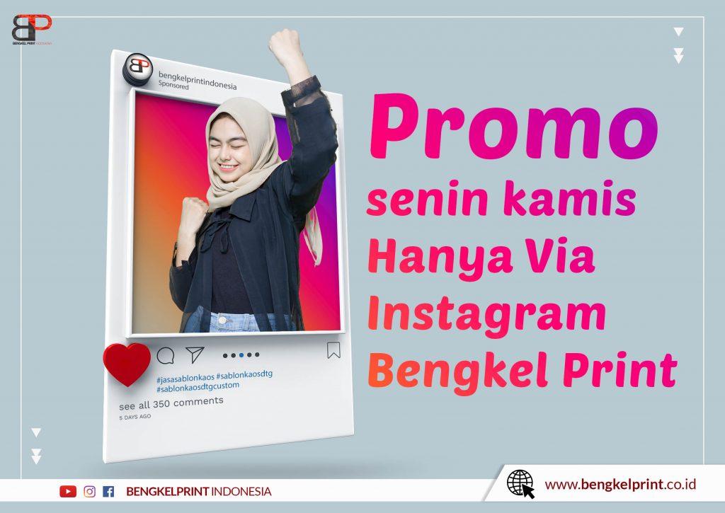promo menarik bengkel print indonesia