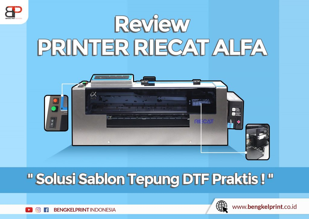 Jual Printer RIECAT ALFA Murah