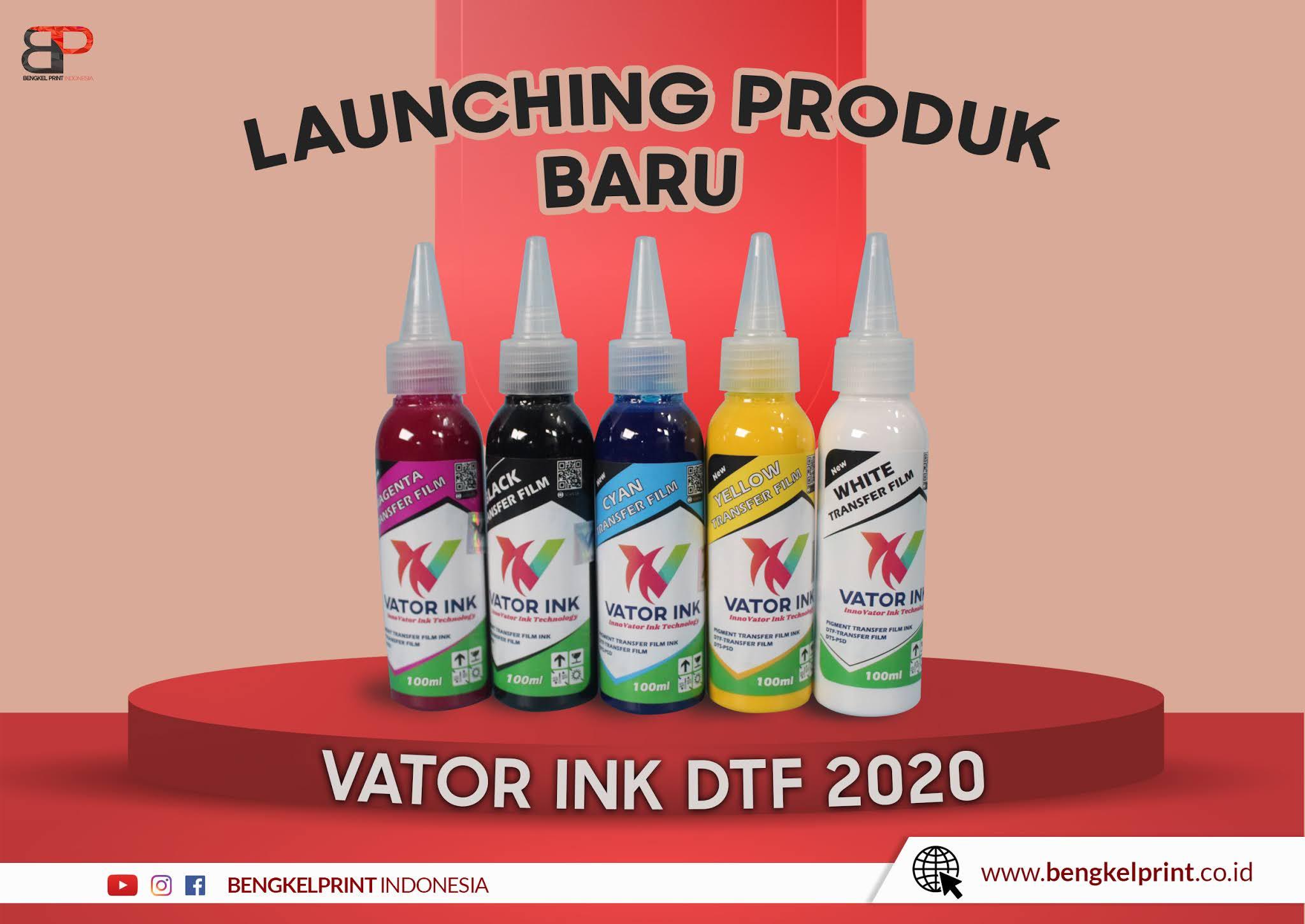 Harga Vator Ink DTF Murah 2020