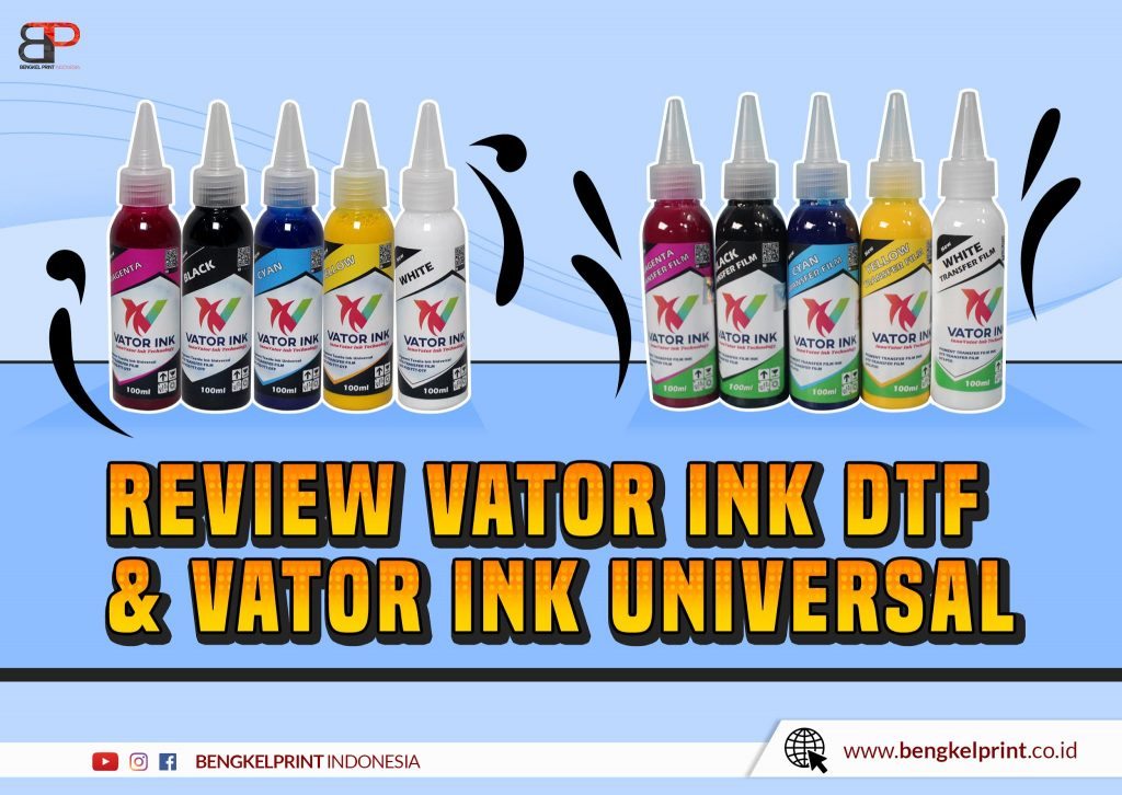 Jual Tinta Vator Universal