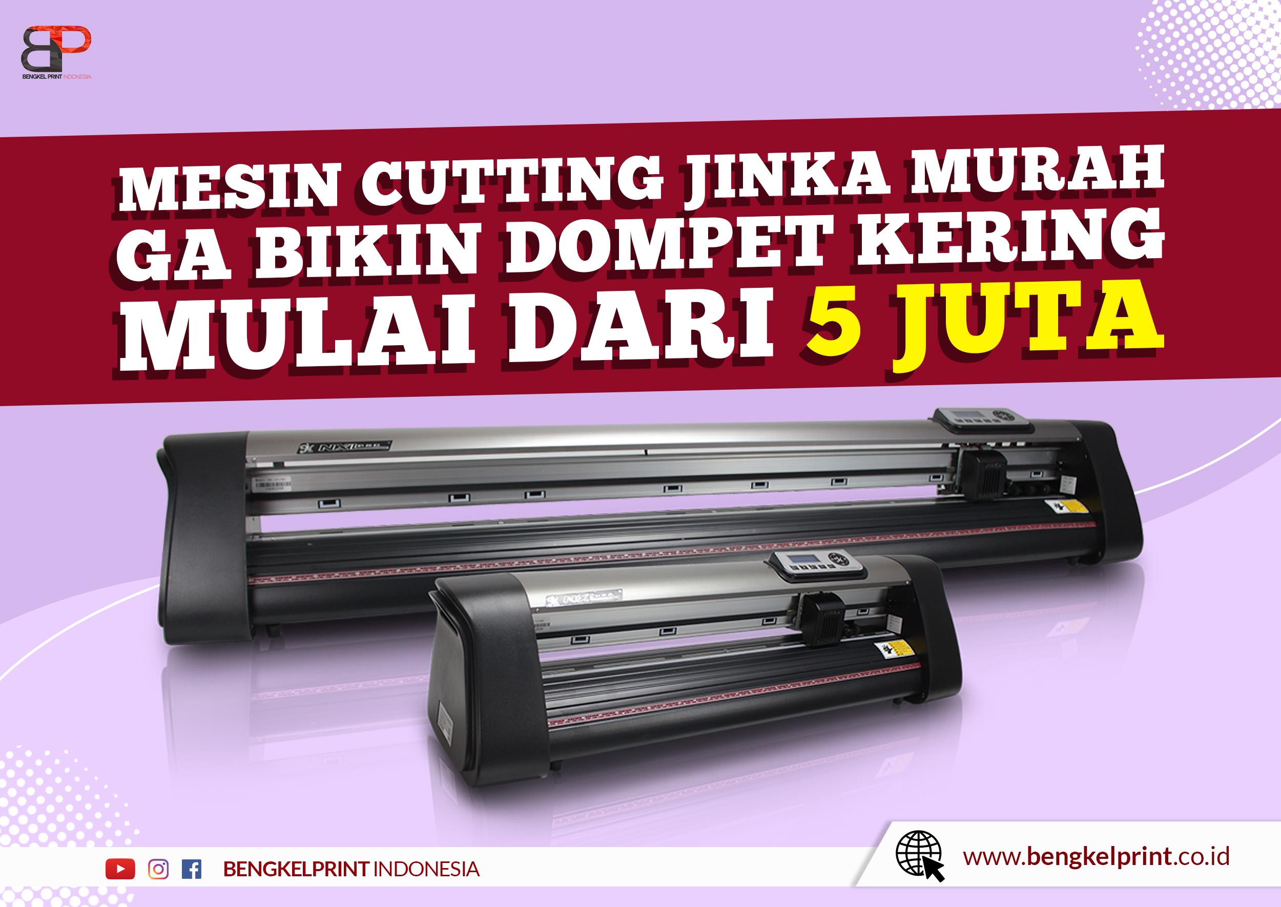 Alat Cutting Polyflex Murah