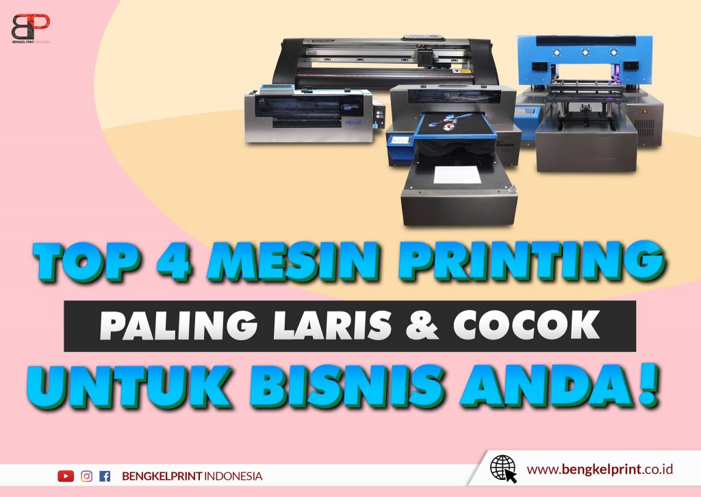 printer digital printing paling laris 2020
